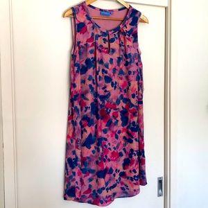 SIMPLY VERA by VERA WANG Pink shift dress